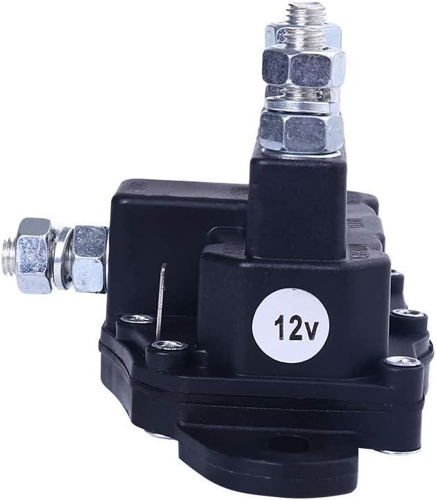 wenjuersty Relay Windmotor Umkehrschalter 12 Volt