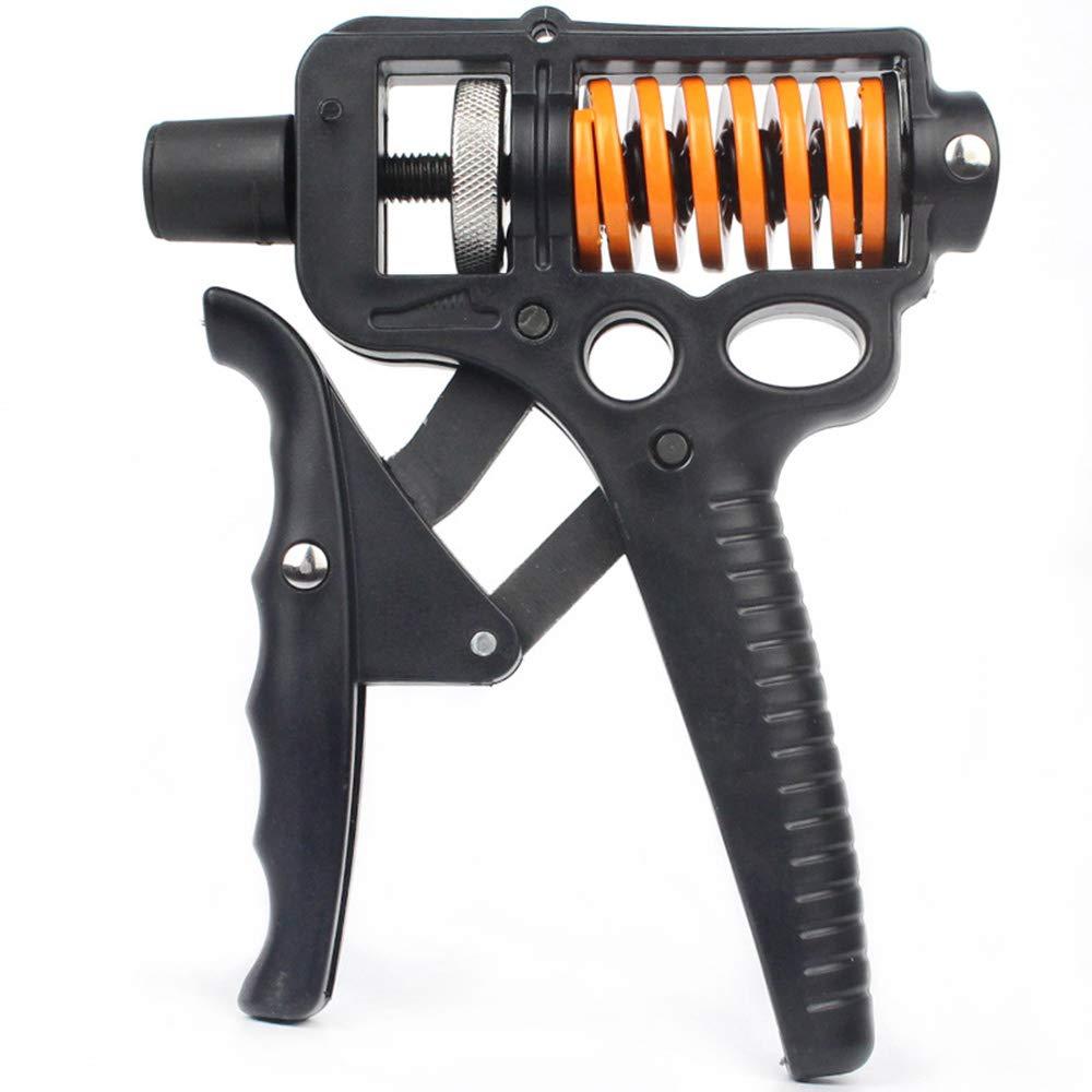 ALTINOVO Hand Grip Strengthener, Forearm Finger Exerciser Hand Trainer Adjustable Range 5-50 kg