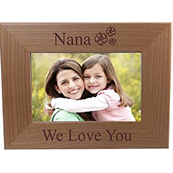 Amazon.com - We Love Our Nana \' - Expressions Photo Picture Frame ...