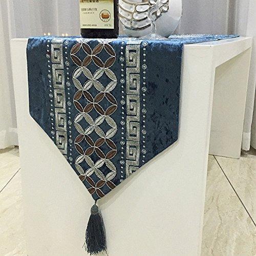 saejj-modern chino simple Filigrana bordado Craft regalo mesa ...