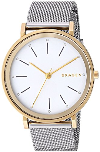 Skagen Women's SKW2508 Hald Steel-Mesh Watch