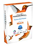Hammermill Paper MultiPurpose Poly Wrap LETTER 20lb 97-Bright 500-Sheet Deal (Small Image)