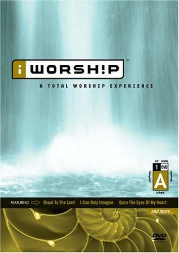 iWorship: Total Worship Experience, Volume 1 DVD A by Sony