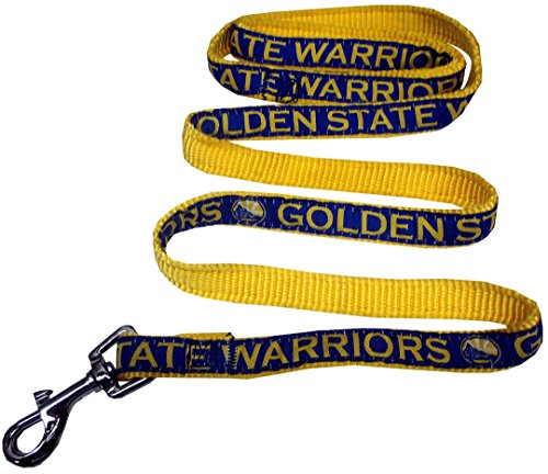 NBA GOLDEN STATE WARRIORS Dog Leash, Small