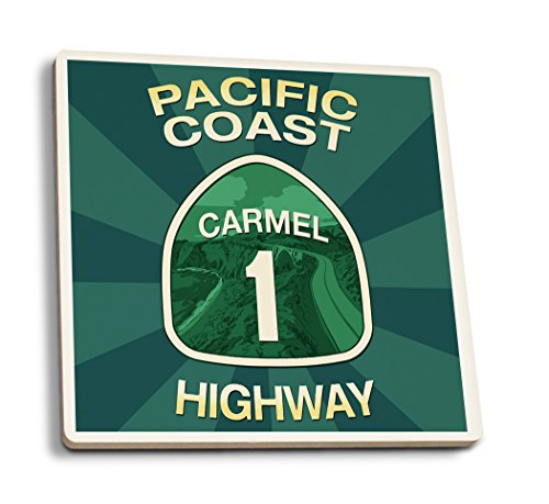 Lantern Press Highway 1, California - Carmel - Pacific for sale  Delivered anywhere in Canada