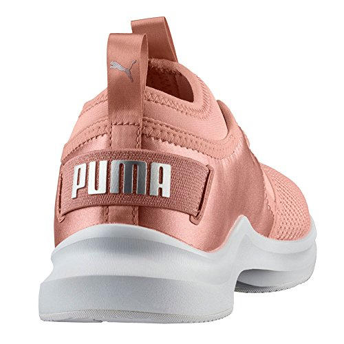 Femme De Ep Pink Phenom Puma Cross Satin Chaussures Wn's Low Uzv1qZ