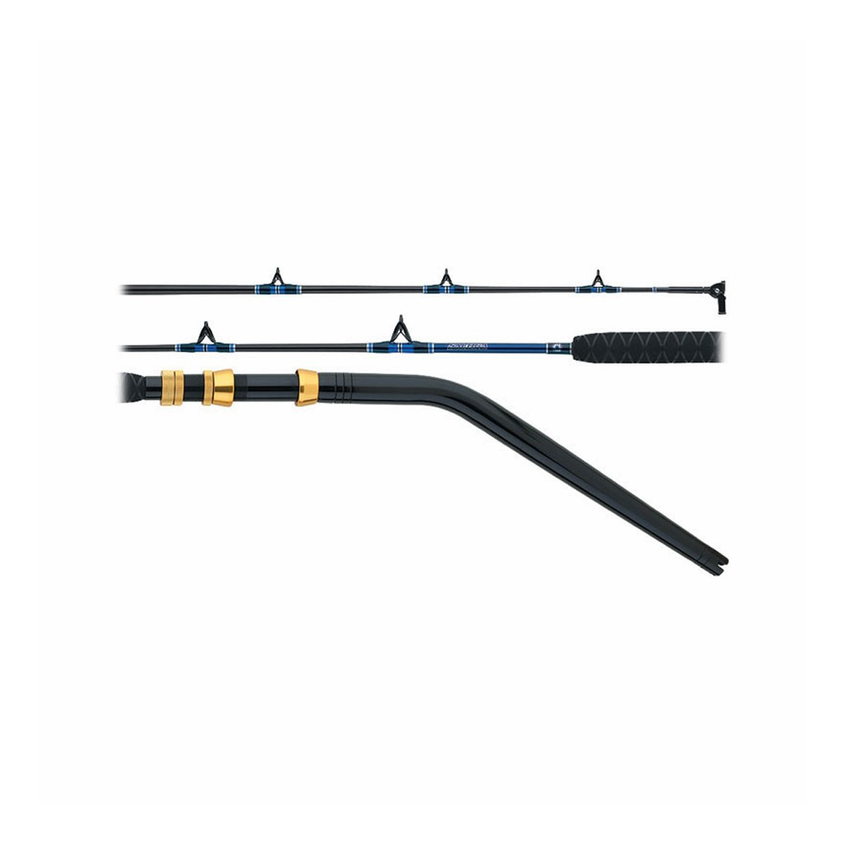 Daiwa Sa B66mhf Dd Saltiga Dendoh Style Deep Drop Rod 66 By Sports Outdoors