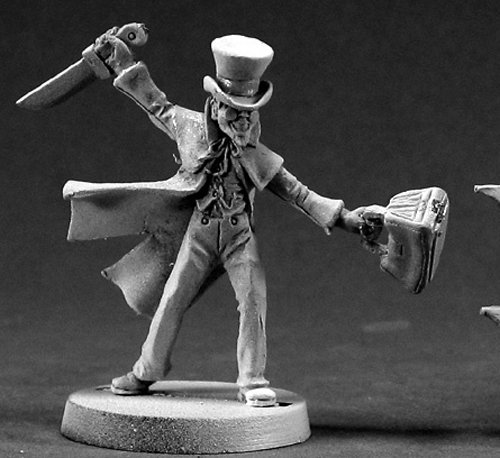 Reaper Miniatures 50012 Jack The Ripper