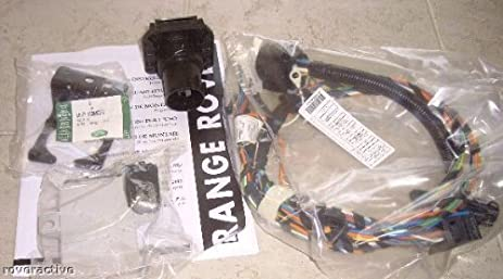 Amazon Land Rover Range Rover L322 20032005 OEM Genuine – Land Rover Trailer Wiring Harness