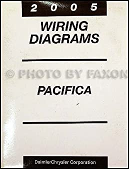 2005 chrysler pacifica wiring diagram manual original chrysler Chrysler Ignition Wiring Diagram
