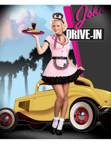 Sherri Cola Costume - Large - Dress Size 10-14 ()