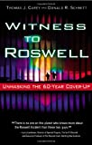 img - for Witness to Roswell: Unmasking the 60-Year Cover-Up book / textbook / text book