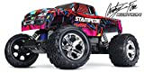Traxxas Stampede RTR w XL-5 Courtney Force Blue Red - 36054-1