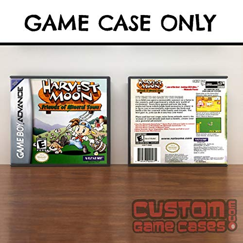 Gameboy Advance Harvest Moon: Friends of Mineral Town - Case