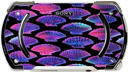 Beautiful Sea Shells Pattern Design Print Image PSP Go Vinyl Decal Sticker Skin by Trendy Accessories by Trendy Accessories