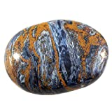 GemsIndustry 39.20Cts. Natural PITTERSITE Oval CABOCHON Loose Gemstone Africa