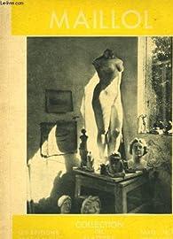 Maillol aristide 1861-1944 par John Rewald