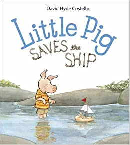 Image result for little pig saves the ship