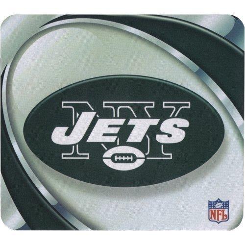 - NFL Football Team Logo Vortex Sublimated Mouse Pad - New York Jets