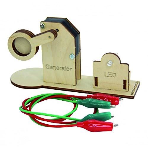 Kit générateur à manivelle