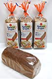 whole grain natural bread company - Natural Ovens Bakery Right Wheat Bread (Pack of 4)