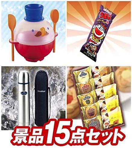 Amazon.co.jp: 【追加用景品 15点セット】うまい棒BIG・大人の ...
