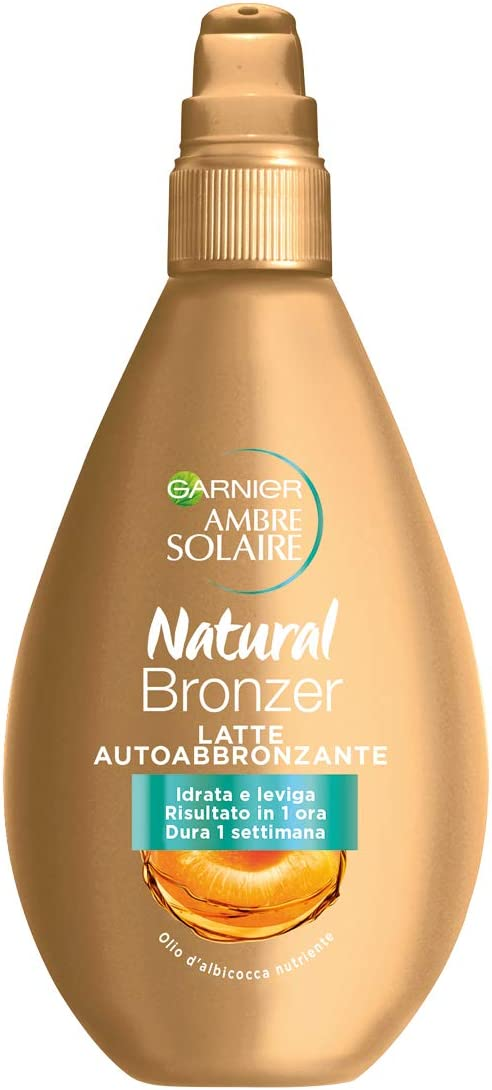 Garnier Ambre Solaire Natural Bronzer Latte