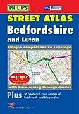 Philip's Street Atlas Bedfordshire: Pocket (Pocket Street Atlas)