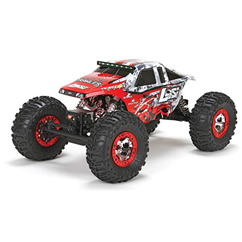 Team Losi Night 2.0 RTR 4WD Rock Crawler (1/10 Scale)