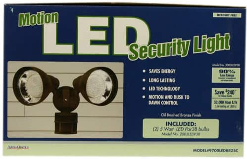 Lights of America Motion LED Security Light