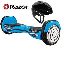 Razor Hovertrax 2.0 Bundle with Helmet a...