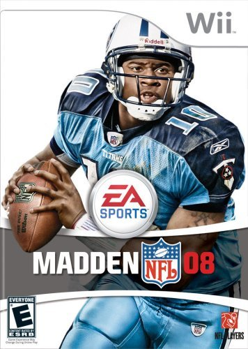 (Madden NFL 08 - Nintendo Wii by Electronic Arts)