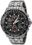 Citizen Men's JY0010 50E Eco Drive Skyhawk A-T Titanium Watch (Small Image)