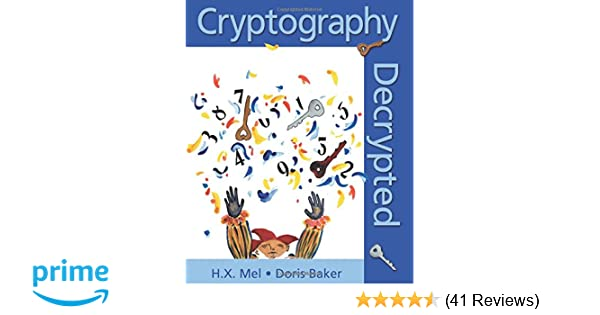 Cryptography Decrypted Pdf