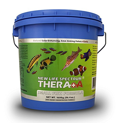New Life Spectrum Thera A Small Fish 1600g (Sink 0.05 Mm)