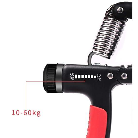 Finger Greifer Stärkungs Handgriff Übungsring Kraft 60LB; 50LB; 40LB;