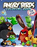 Angry Birds Coloring Book: Angry Birds Great Coloring Book: Coloring Wonderful Unofficial Pictures