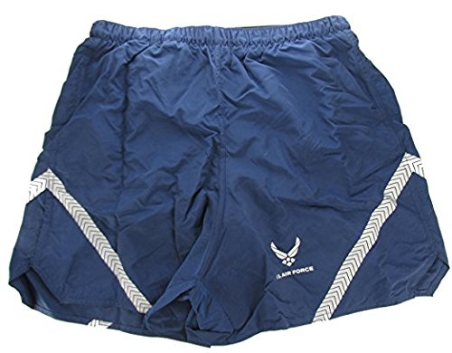 US Air Force Active Athletic Gym Running Jogging Training Shorts Sport Tracksuit XXL XX-Large