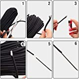 6 Pieces Paracord Stitching Set Paracord FID Lacing