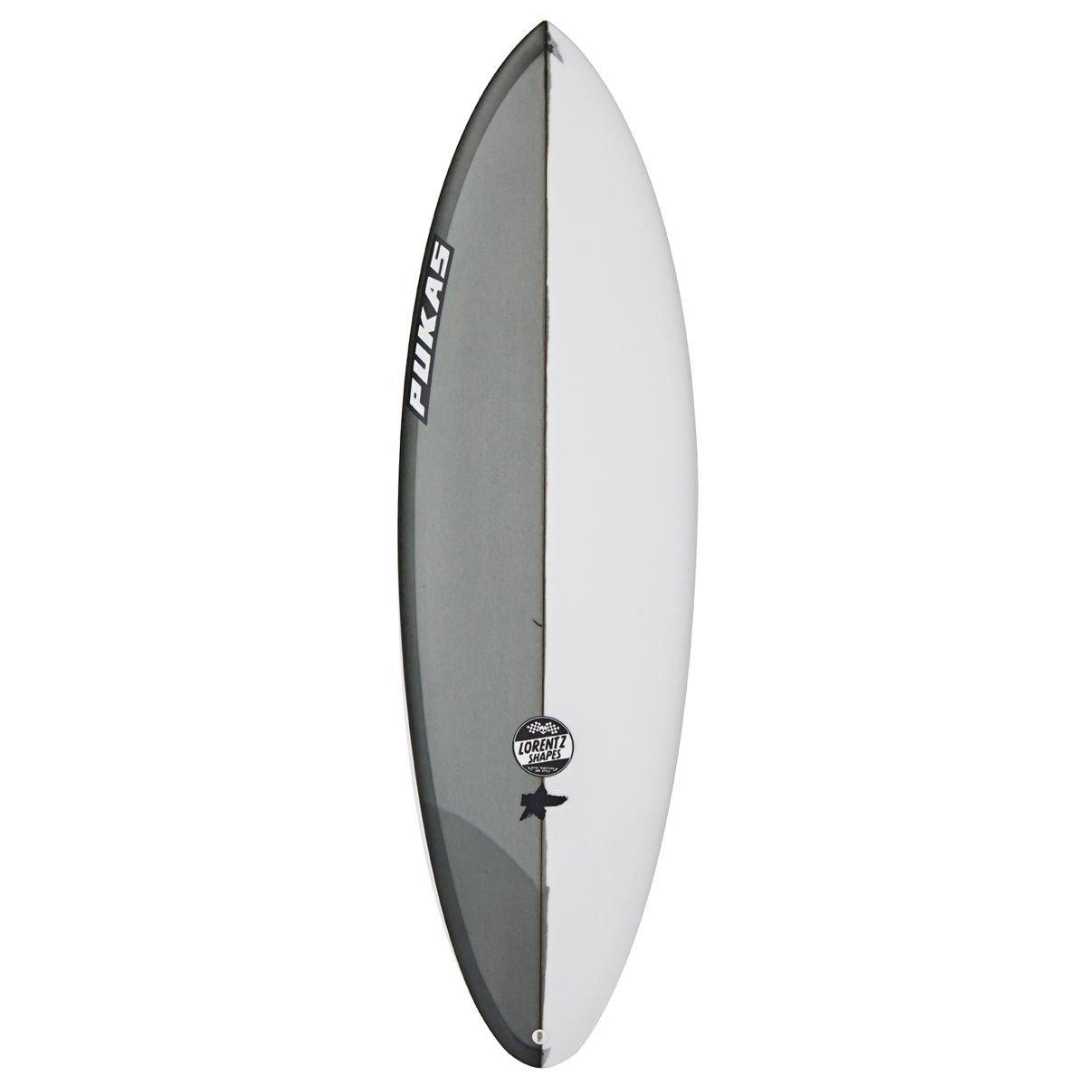 Tabla Pukas Sixtyniner - blanco/gris Blanco blanco Talla:5ft 10: Amazon.es: Deportes y aire libre