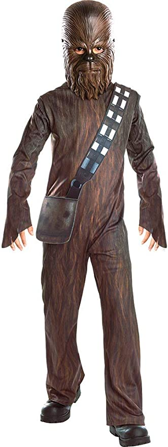 Rubies Costume Star Wars VII: The Force Awakens Chewbacca Childs Costume, One Color,