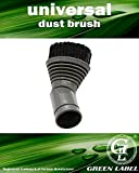 Deluxe Dust Brush 1.25 inch, 360 degree swivel neck. Fits most...