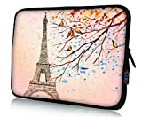 iColor 13'' Laptop Sleeve Bag 12.2'' 12.5'' 13.1'' 13.3 inch Notebook Tablet Computer PC Neoprene Protection Case Cover Pouch Carrier Holder