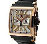 Roger Dubuis King Square mechanical-hand-wind mens Watch KS40-78-51-00/S3R00/B (Certified Pre-owned)
