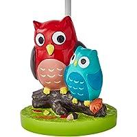 Fantasy Fields Enchanted Woodland Owl Nursery Table Lamp...