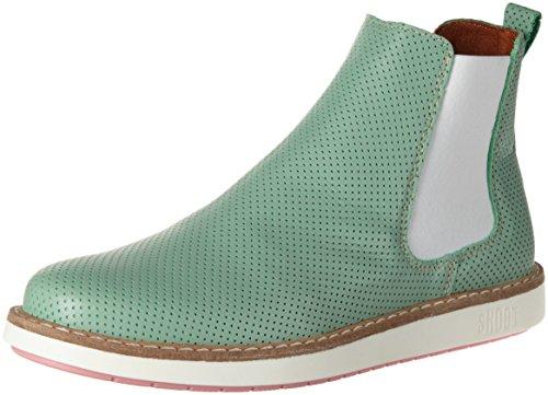 Shoot Ladies Chelsea Boots Green (mentina)