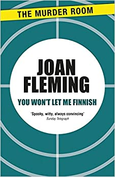 Book You Won't Let Me Finnish (Murder Room)