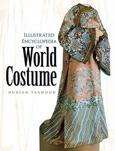 Costume Stores In Ohio (Illustrated Encyclopedia of World Costume (Dover Fashion and)