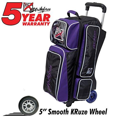 kr-krush-triple-roller-deluxe-bowling-bag-purple-black-