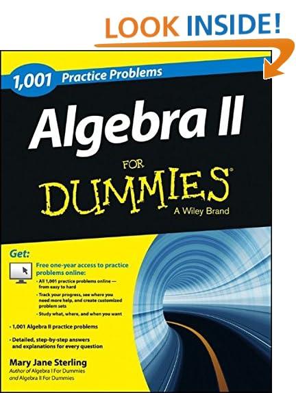 Algebra Practice: Amazon.com